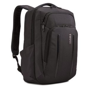 Rucsac urban cu compartiment laptop Thule Crossover 2 Backpack 20L, Black