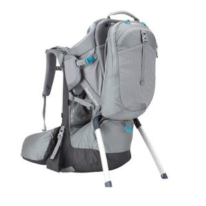Rucsac transport copii Thule Sapling Elite Child Carrier - Dark Shadow/Slate