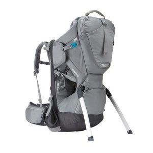 Rucsac transport copii Thule Sapling Child Carrier - Dark Shadow/Slate