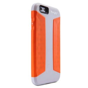 Husa telefon Thule Atmos X3 iPhone 6 Plus/6s Plus - White/Shocking Orange