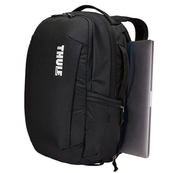 Rucsac urban cu compartiment laptop Thule Subterra Backpack 30L Black